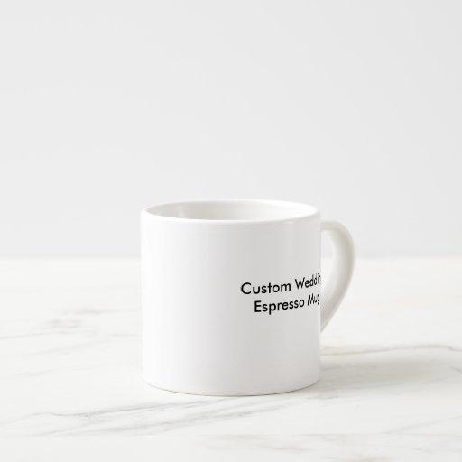 Kundenspezifische Espresso-Tassen