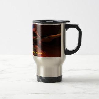 Kundenspezifische Kaffeereise-Tasse Edelstahl Thermotasse