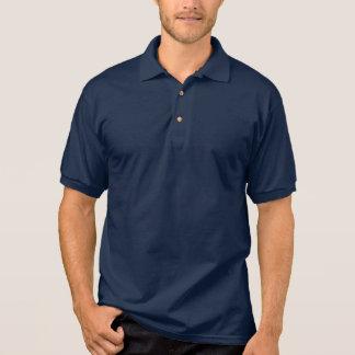 Kundenspezifische Kapitänschablone Polo Shirt