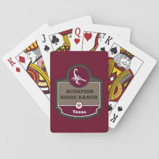 kundenspezifische Karten Kartendeck