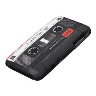 Kundenspezifische Kassette iPhone 3 Hülle