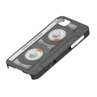 Kundenspezifische Kassette Mixtape Hülle Fürs iPhone 5