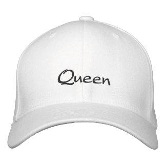 Kundenspezifische Königin-Baseballmütze Bestickte Kappe