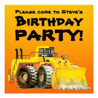 Kundenspezifische Lader-Party Einladungen