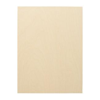 Kundenspezifische Leinwand des Holz-18x24 Holzdruck