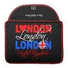 Kundenspezifische MacBook Hülse Londons Sleeve Für MacBooks