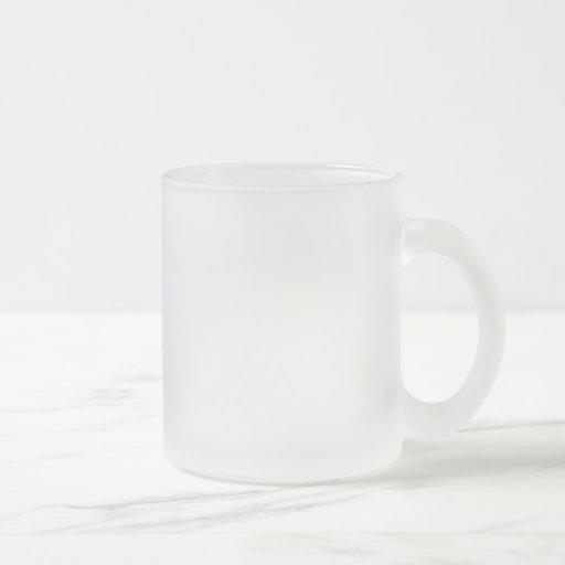 Kundenspezifische mattierte Tasse