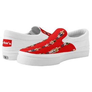 Kundenspezifische nussartige Nussknacker Slip-On Sneaker