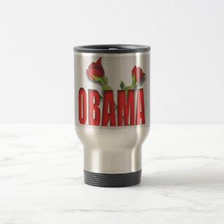 Kundenspezifische Obama-Geschenke Reisebecher