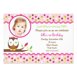Kundenspezifische Party Einladungen Geburtstag des
