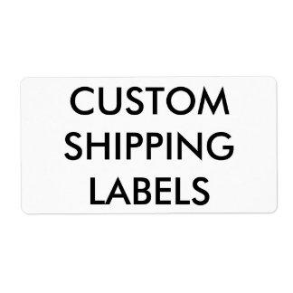 Kundenspezifische personalisierte