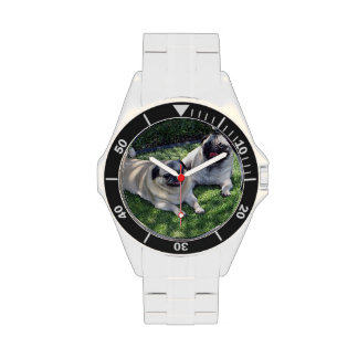 Kundenspezifische personalisierte Foto-Uhren Handuhr