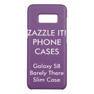 Kundenspezifische personalisierte Galaxie S8 Case-Mate Samsung Galaxy S8 Hülle