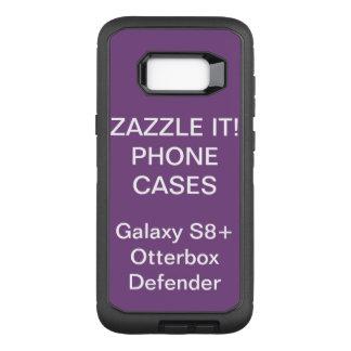 Kundenspezifische personalisierte Galaxie S8+ OtterBox Defender Samsung Galaxy S8+ Hülle