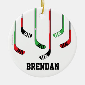 Kundenspezifische personalisierte keramik ornament