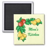 Kundenspezifische personalisierte Küchen-Magneten Magnete