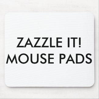 Kundenspezifische personalisierte Mousepad leere
