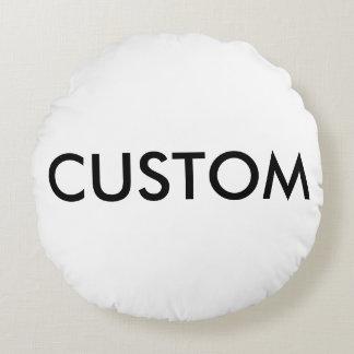 Kundenspezifische personalisierte rundes kissen