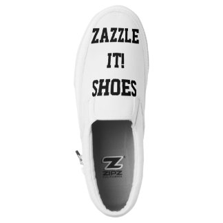 Kundenspezifische personalisierte Slip-On sneaker