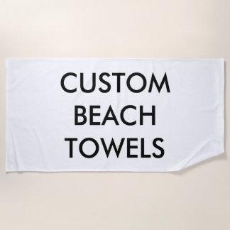 Kundenspezifische personalisierte strandtuch