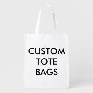 Kundenspezifische personalisierte wiederverwendbare einkaufstasche