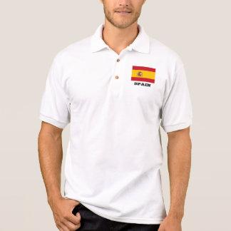 Kundenspezifische Polo-Shirts der spanischen Polo Shirt