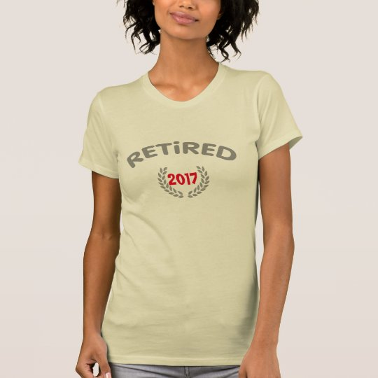 kundenspezifische retirment Jahr-T - Shirt-Entwurf T-Shirt