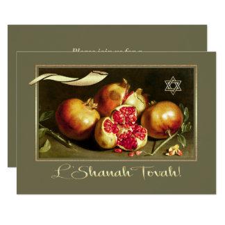 Kundenspezifische Rosh Hashanah Feier-Party Karte