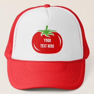 Kundenspezifische rote lustige Kappen des