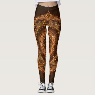 kundenspezifische schöne Mandala Leggings