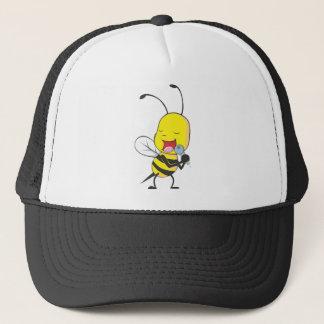 Kundenspezifische Shirts: Gesang-Bienen-Shirts Truckerkappe