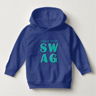 Kundenspezifische Shirts u. Jacken des SWAG