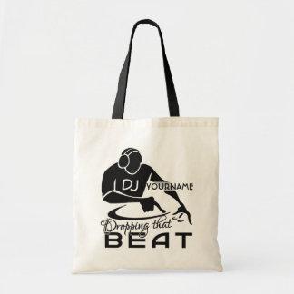 Kundenspezifische Tasche DJ - wählen Sie Art u. Fa