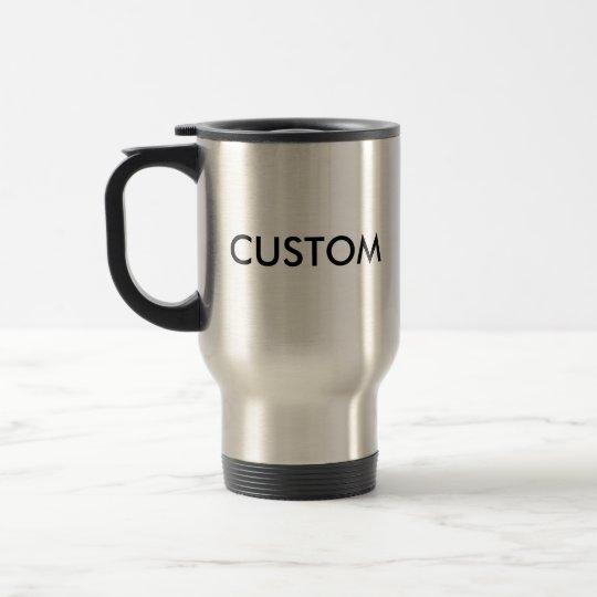 Kundenspezifische Tasse des rostfreien Stahl-15oz
