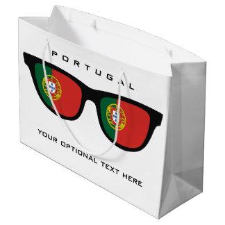 Kundenspezifische Text- u. Farbgeschenktasche der Große Geschenktüte