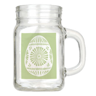 Kundenspezifische Weckgläser Ostereies Farb Einmachglas