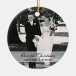 Kundenspezifische WeihnachtsFoto-Verzierung der Ho Weinachtsornamente
