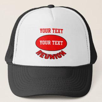 Kundenspezifische Wiedersehen-Hüte, die Sie Truckerkappe