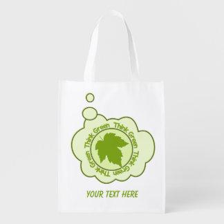 Kundenspezifische wiederverwendbare Tasche des Einkaufstasche