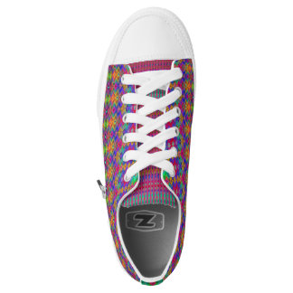 Kundenspezifische Zipz niedrige Spitzen - FarbVibe Niedrig-geschnittene Sneaker
