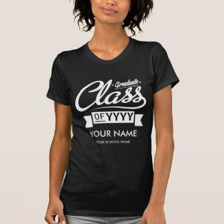 Kundenspezifischer Abschluss (Name, Schulname u. T-Shirt