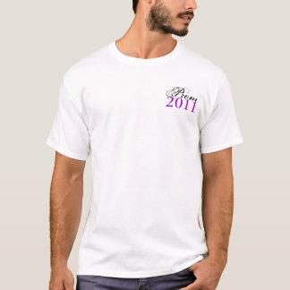 Kundenspezifischer Abschlussball T'Shirts T-Shirt
