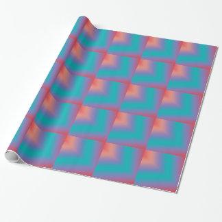 Kundenspezifischer abstrakter Entwurf Geschenkpapier
