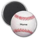 Kundenspezifischer Baseball-Magnet Kühlschrankmagnete