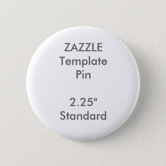 """Kundenspezifischer Druck 2,25"""" runde Runder Button 5,7 Cm"""