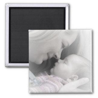 Kundenspezifischer Foto-Magnet Quadratischer Magnet