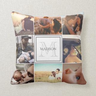 Kundenspezifischer FotoMontage Kissen