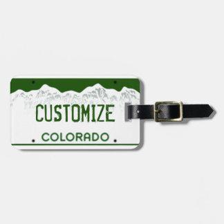 Kundenspezifischer Gepäckanhänger