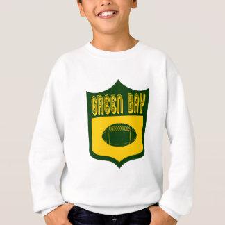 Kundenspezifischer Green Bay-Schild-Entwurf Sweatshirt