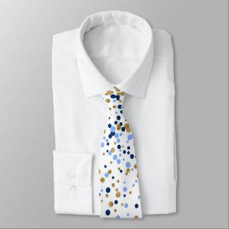 Kundenspezifischer Hintergrund der Punkt-Krawatte Individuelle Krawatte